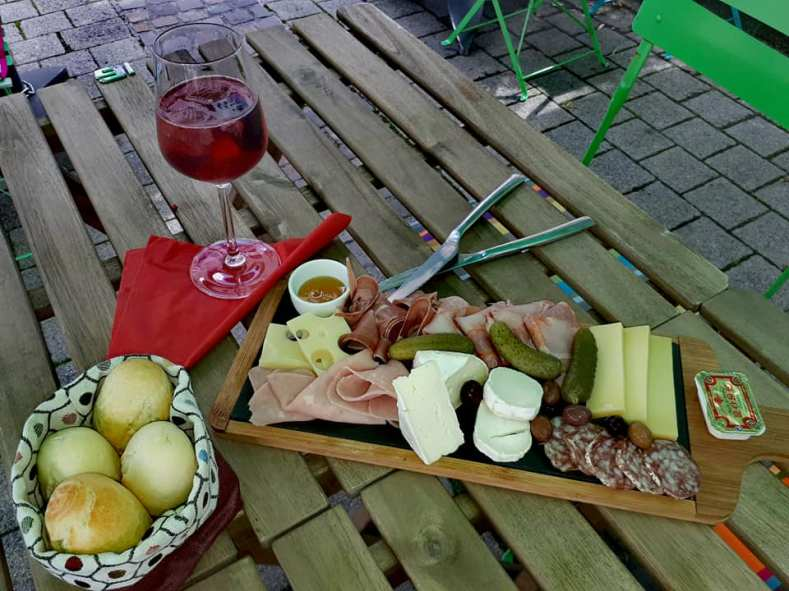Planche Charcuterie Fromage